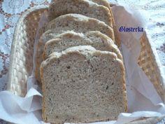 Jemný grahamový chlieb Graham, Bread, Food, Brot, Essen, Baking, Meals, Breads, Buns