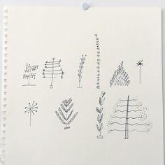 #drawing #desenho #plantas #plants by sandrajavera