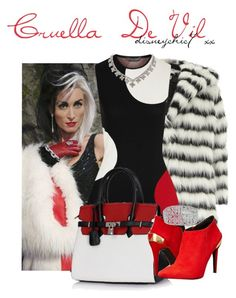 cruella de ville costume 101 dalmatians costume evil costume disney villain costume twenty. Black Bedroom Furniture Sets. Home Design Ideas