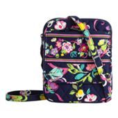 i want this so much because it is so cute and it makes a donation to breast cancer research Ribbons Mini Hipster  Vera Bradley