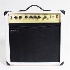"Pulse #Guitar Combo Amplifier - 40 Watt, 2 Channel, 1 x 10"" at MCM Electronics"
