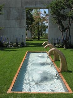 Záhradná fontána