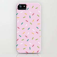 Donut iPhone & iPod Case