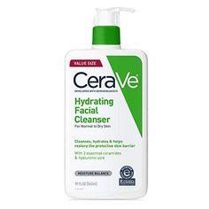 Cleanser For Sensitive Skin, Best Facial Cleanser, Facial Cleansers, Face Cleanser, Combination Skin Care, Face Lotion, Perfume, L'oréal Paris, Makeup Products