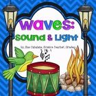 Your kids will love learning all about sound and light waves with this packet full of hands-on science activities! Each of the 4 Next Generation Sc...