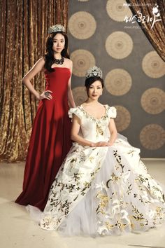 Miss Korea - Ko Sung-hee, Lee Mi-sook Miss Korea, Korean Actresses, Korean Girl, Movie Stars, Red Carpet, Asian, Formal Dresses, Dramas, Dresses For Formal