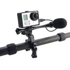 MicW iGoMic Stereo Microphone for GoPro Cameras IGOMIC KIT.