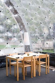 WÄRSSY goes BUDAPEST : Pop-up ravintola, Budapest Design Week 2012 Kuva: Maiju Saari