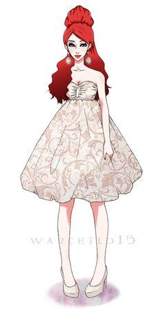Ariel by ~warchiLd15