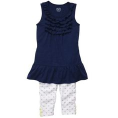 In the Navy- Carter's (would be cute with little green or pink cardi)