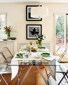 spring flower arrangements and table centerpiece ideas