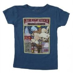 In the Night Kitchen Children's T-shirt $23.89