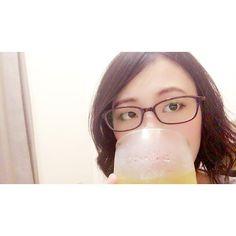 わたし 新めがねver. #わたしです #ぶさいく #自撮り部 #メガネ女子 #ワイン女子 #もう #女子とは言えない #ナチュラルメイク #一重 #selfie #itsme #japanesegirl #naturalbeauty Natural Beauty from BEAUT.E