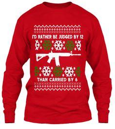 Ugly Christmas Gun Sweater. Yessss! | Jingle All The Way ...