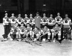 The team that started it all, the 1926 Chicago Black Hawks (spelled Blackhawks after 1986). One of the Original Six NHL teams, the Blackhawks are now truly a sports dynasty with six total Stanley Cup wins, 3 occurring within the last 6 years.