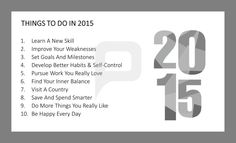Begin 2015 with new goals and end the  year with great achievement. For that, you can use our free PowerPoint Templates, ready to download:  http://www.presentationload.com/free-powerpoint-templates-2015.html