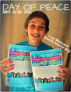United Nations DAY OF PEACE Sept 16-20, 2013
