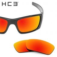 Revant Replacement Lenses for Oakley Fuel Cell - Polarized Elite HC3™ Fire Red MirrorShield™
