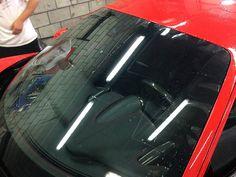 Ferrari 458 Italia - folia ClearPlex | Warsfoll