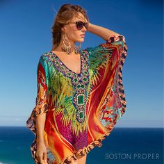 Tropical Caftan                                                                                                                                                      More