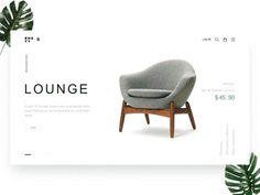 YY Furniture Web Design GIF designed by JEE_Lion. the global community for designers and creative professionals. Furniture Catalog, Selling Furniture, Furniture Outlet, Discount Furniture, Design Web, Graphic Design, Portfolio Layout, Portfolio Design, Web Layout