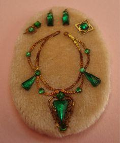 Miniature Jewelry on Pinterest | Necklace Display, Jewelry ...