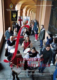 18 ottobre Passamano per San Luca (info click foto)