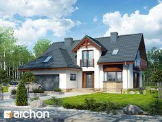 Dom w kalateach 7 (G2) - zdjęcie od ARCHON+ Biuro Projektów - Domy - Styl Nowoczesny - ARCHON+ Biuro Projektów