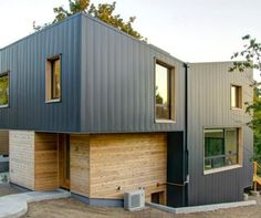 Our Western Red Cedar Siding: Light on carbon, heavy on sustainable style