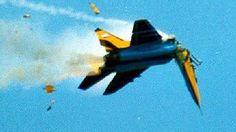 As Maiores Explosões de Aviões e Jatos Caindo