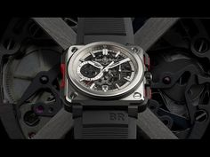 Always ahead of its time, Bell & Ross continues to innovate with the launch of the a high-tech chronograph with a sporty. Bell Ross, Bell X 1, Speed Of Sound, Instruments, Luxury Watches For Men, Chronograph, Product Launch, Accessories, Design