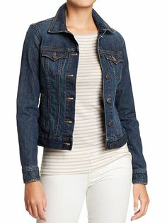 Best Jean Jacket for Your Body - Denim Jackets for Fall - Redbook