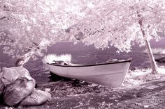 infrared boat by Recep Elal on 500px
