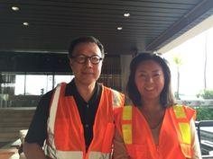 さとうあつこのハワイ不動産: ワイエアの建築家ジェームス チャンとインテリアデザイナー トニーイングラオ