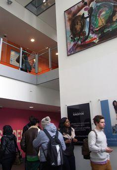 Entrance to the John Galsworthy building: http://www.kingston.ac.uk/virtual-tour/penrhyn-road/?utm_source=Pinterest_medium=Social_campaign=KUPinterest_content=PenrhynRdTour