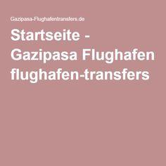 Startseite - Gazipasa Flughafen flughafen-transfers
