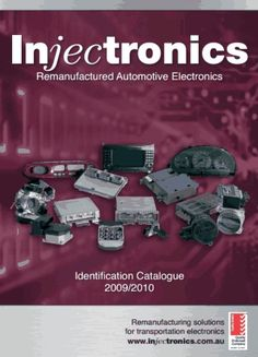 Free download remanufactured automotive electronics injectronics Book