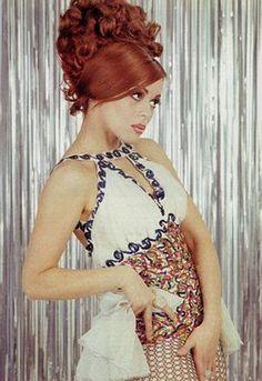 Vintage Lady Miss Kier