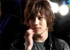 Taemin hair