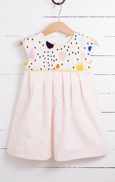 Handmade Girls' Dress | Etsy
