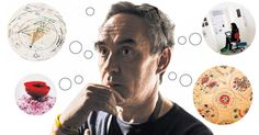 Ferran Adrià Feeds the Hungry Mind - -  The Former El Bulli Chef Is Now Serving Up Creative Inquiry JAN. 2, 2015 - - Ferran Adrià, a groundbreaking Spanish chef whose El Bulli was one of the world's top restaurants before he closed it, is now on an idiosyncratic quest for knowledge and creativity.