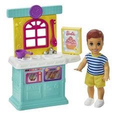 Baby Barbie, Barbie Dolls Diy, Doll Clothes Barbie, Barbie Doll House, Barbie Toys, Barbie Dream, Diy Doll, Barbie Skipper, Barbie Stuff