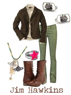 """Treasure Planet: Jim Hawkins"" by dulcigirl ❤ liked on Polyvore"