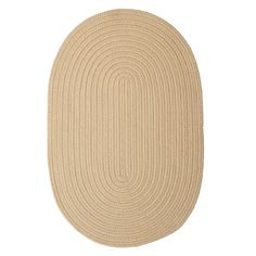 Andover Mills Rainsburg Linen Outdoor Area Rug Rug Size: Oval 12' x 15'