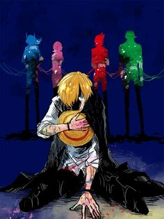 One Piece, Vinsmoke family, Sanji