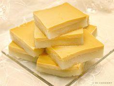 Tapioca Custard Cake - Cassava Flan Bibingka