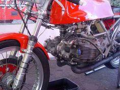 Motorcycle History: Harley Davidson Sprint – The Spaghetti Hoglet Tricycle, Ducati, Harley Dirt Bike, Harley Dealer, Steve Brown, Buy Bike, Motorcycle Engine, Mv Agusta, Moto Guzzi