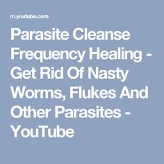 71 Best Parasites images in 2019 | Health, Health, wellness, Home