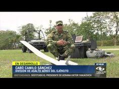 Conozca cómo funcionan los drones del Ejército colombiano - 22 de Febrero de 2014 - YouTube Drones, Camila Sanchez, Gym Equipment, Sports, Youtube, February 22, Hs Sports, Workout Equipment, Sport