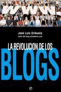 """Prologuista del libro """"La revolución de los blogs"""" de José Luis Orihuela."""